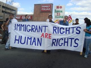 Brad-immigrant rights human rights