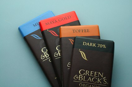 Green--black-chocolate