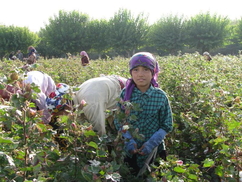 Uzbek child 6
