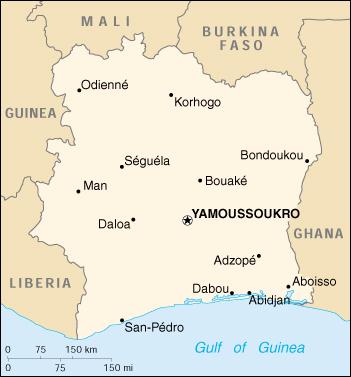 Cote d'Ivoire Photo